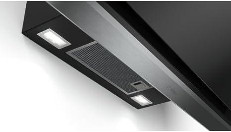 Bosch DWK98PP60 Serie 8 - Campana extractora (90 cm), diseño de rombos inclinados, color negro: Amazon.es: Grandes electrodomésticos