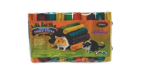 Superpet SSR60424 Wood Small Animal Tropical Fiddle Stick.. Pets International