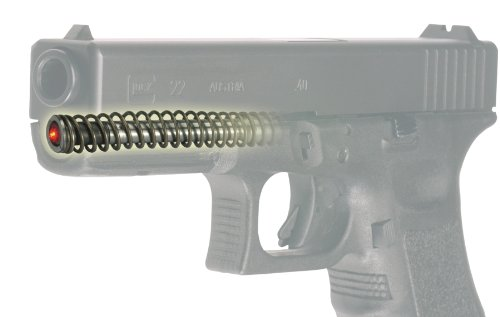 Guide Rod Laser (Red) For use on Glock 17/22/31/37 (Gen 1-3)