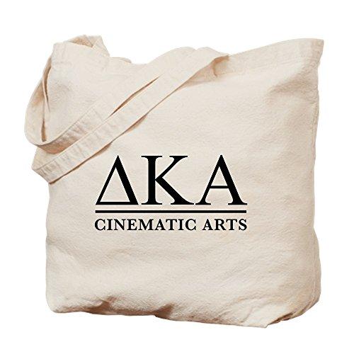 CafePress–Delta Kappa Alpha letras–Gamuza de bolsa de lona bolsa, bolsa de la compra