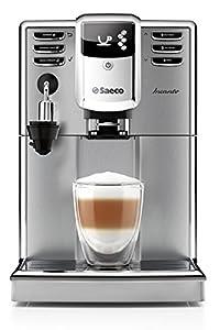 Saeco HD8914/01 Incanto Kaffeevollautomat, AquaClean, automatischer...