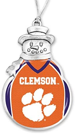FTH Clemson Tigers Christmas Ornament