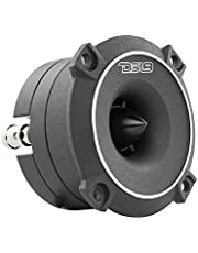 "$34 » DS18 PRO-TWN1 - Titanium High Compression Neodymium Super Bullet Tweeter 1"" 240W Max 120W RMS with Built in Crossover – DS18 Tweeters are The Best in The Pro Audio and Voceteo Market (1 Speaker)"