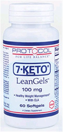 7-Keto LeanGels 100mg 60 gélules