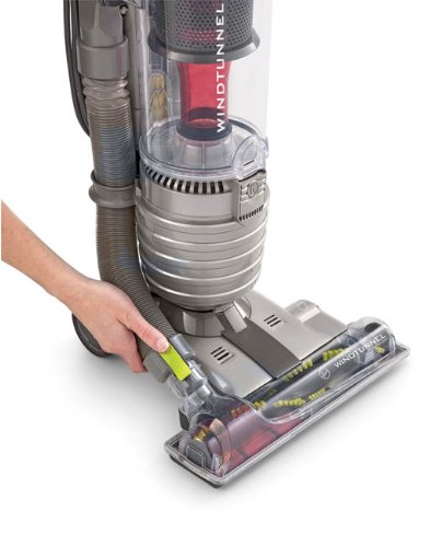 how to clean my hoover windtunnel vacuum uh70120