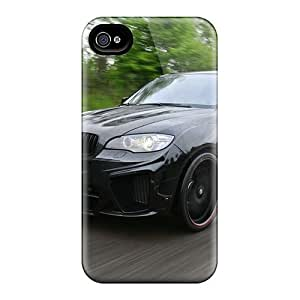 Awesome Case Cover/iphone 4/4s Defender Case Cover(power Typhoon Vehicles Bmw X5 German)