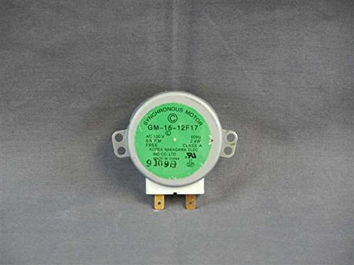 recertified-ge-wb26x0186-gm-16-12f17-synchronous-turntable-motor