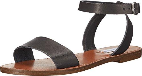 Steve Madden Women's Dairr Black Sandal