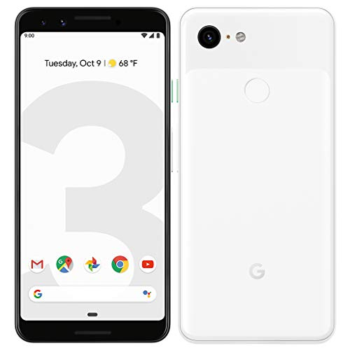 "Google Pixel 3 (2018) G013A 128GB - 5.5"" inch - Android 9 Pie - Factory Unlocked 4G