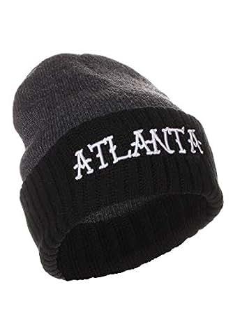 American Cities Atlanta Georgia Winter Knit Hat Cap Beanie