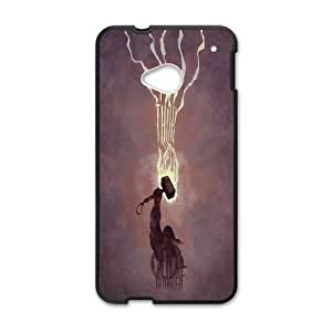 Water Spirit phone Case Thor For HTC One M7 QQW702285