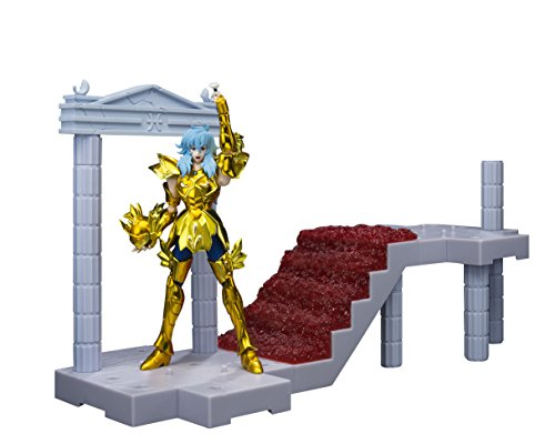 Tamashii Nations Bandai D.D.Panoramation Blooming Roses in The Palace of Twin Fish Pisces Aphrodite Saint Seiya Action Figure