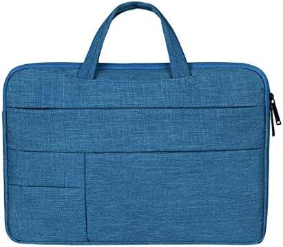 HOUYAZHAN Bussiness Laptop Notebook Maletín Satchel Schoolbag Tablet Estuche Funda Protectora para Mujeres Lady Men (Color : Sky Blue, Size : 15.6 Inches): Amazon.es: Electrónica