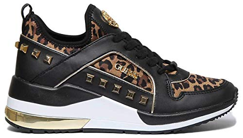 Animal Zapatilla Guess t39 Julyann Print Zwxwa14ESq
