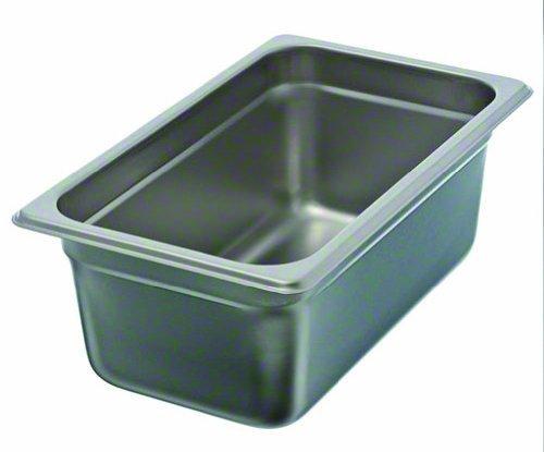 (Update International (SPH-254) 4 Quarter-Size Anti-Jam Steam Table Pan by Update International)