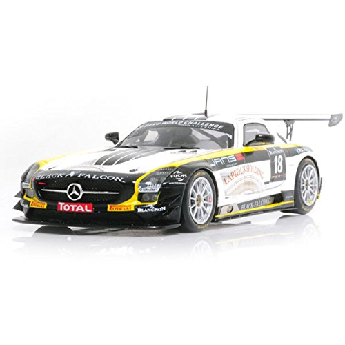 Mercedes-Benz SLS AMG GT3 No.18 24 Hours of Spa 2013