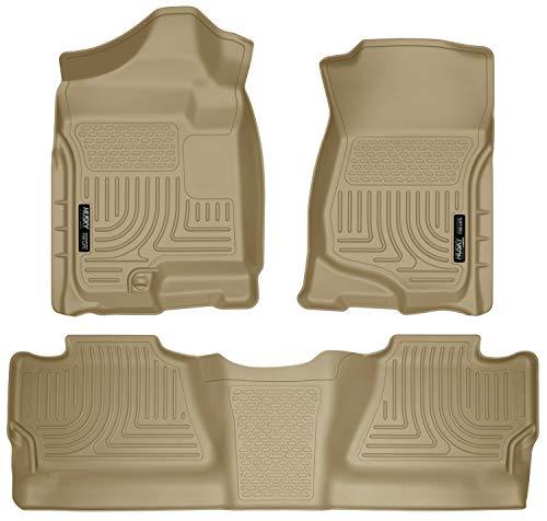 Husky Liners – 98203 Fits 2007-13 Chevrolet Silverado/GMC Sierra 1500 Crew Cab, 2007-14 Chevrolet Silverado/GMC Sierra…
