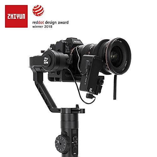 Zhiyun Crane 2 With Follower 3-Axis Handheld Gimbal Camera S