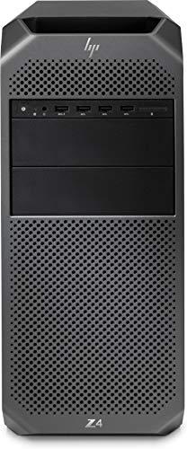 HP Z4 G4 Workstation - 1 x Core X-Series i7-9800X - 16 GB RAM - 512 GB SSD - Mini-Tower - Black - Windows 10 Pro 64-Bitnvidia Quadro P2000 5 GB Graphics - DVD-Writer - Serial ATA/600 Controller - 0, 1