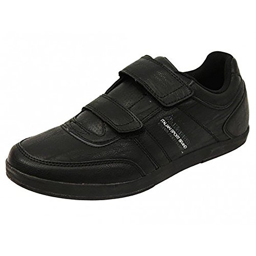Kappa, Herren Sneaker Black