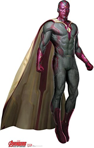 Vision - Marvel's Avengers: Age of Ultron - Advanced Graphics Life Size Cardboard Standup