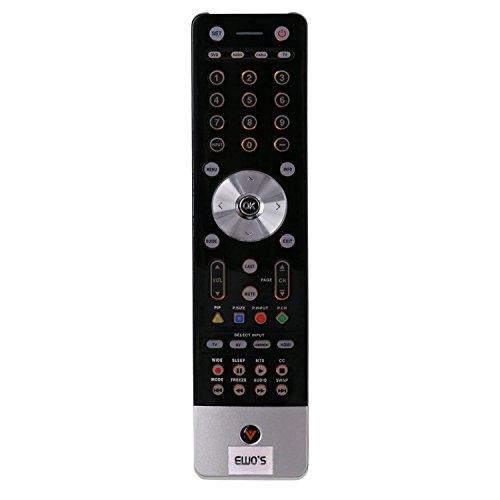 EWO'S New TV Remote Replacement Control Fit For Vizio VUR8