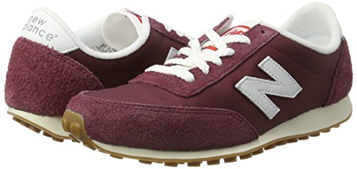 burgundy New Balance Rosso Sneaker U410 Uomo wWZ8BHq