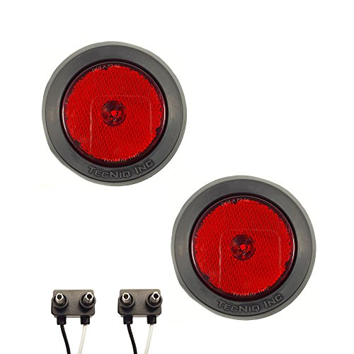 2 1/2 Inch Round Led Lights - 2
