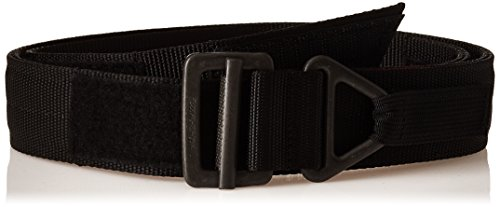 BLACKHAWK! Black Instructor's Gun Belt (42-52-Inch)