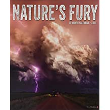 Nature's Fury 2019 Wall Calendar