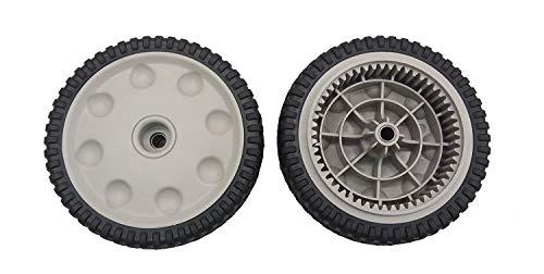 (MTD 753-08087 Pack of 2 Wheel Assembly)