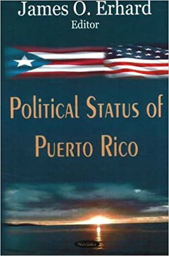 Free pdf computer book download Political Status of Puerto Rico PDF PDB CHM 159454719X