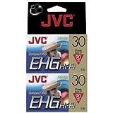 JVC Tc30Ehgdu2 30-Minute Vhs-C Video Tape (2-Pk) (Discontinued by Manufacturer)