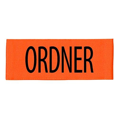 ARMBINDE Baumwolle mit Print - Ordner - 30740 orange
