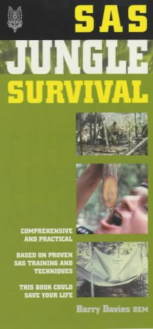 Sas : Jungle Survival (SAS Essential Survival Guides)