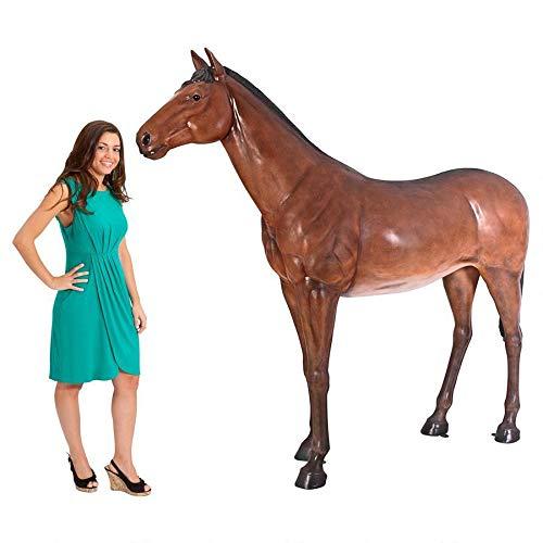 Design Toscano Life Size Quarter Horse Filly Statue