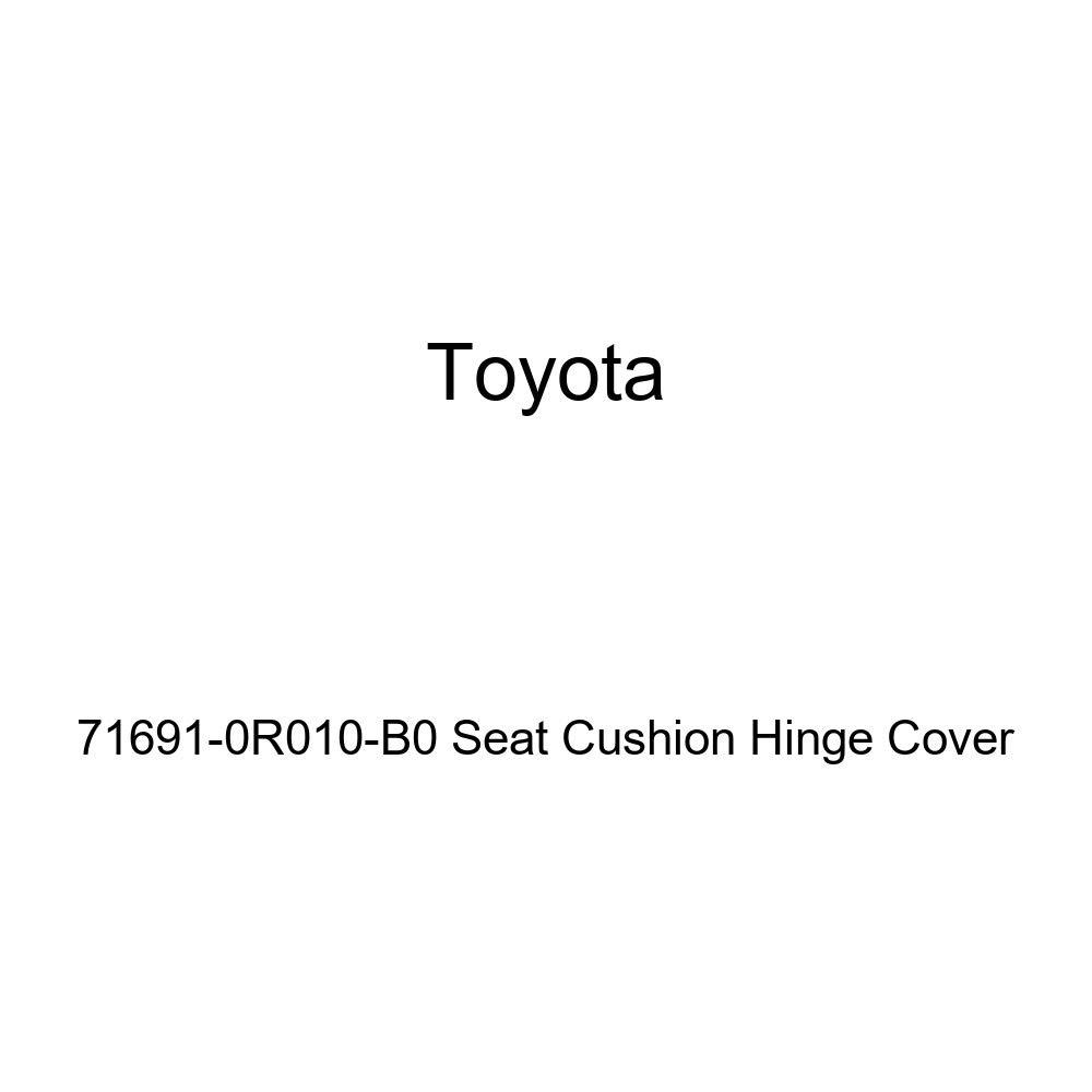 TOYOTA Genuine 71691-0R010-B0 Seat Cushion Hinge Cover