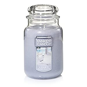 Yankee Candle Large Jar Candle, A Calm & Quiet Place