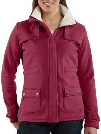 Women's Sherpa Sweat Jacket