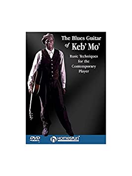 The Blues Guitar Of Keb' Mo' DVD. Für Gitarre