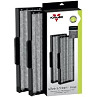 Vornado MD1-0024 Replacement Screen Trays for Air-Purifier, Silver, 2-Pack