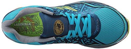 New Balance Womens WT1210V2 Trail-Running Shoe Teal/Grey 4zhbAq54c