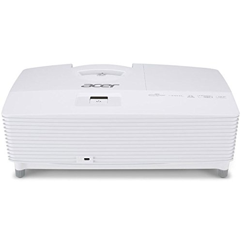 Acer S1283Hne 3D Projector 120Hz 3100 Lumens with HDMI, Stereo Speaker