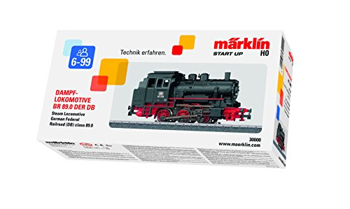Marklin Start Up DB Steam Loco Class 89 ()