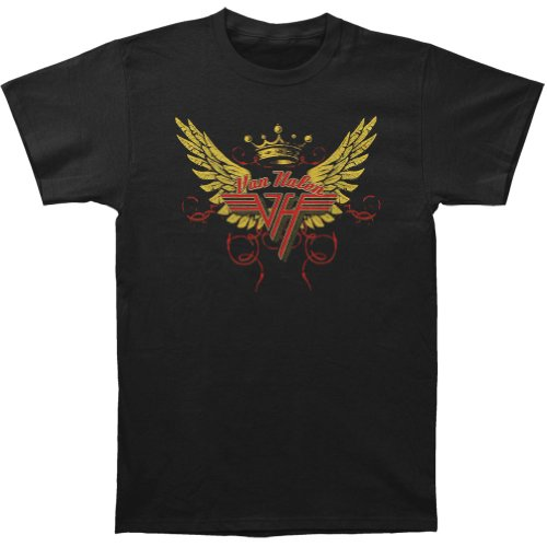 Van Halen Wings T-Shirt Size