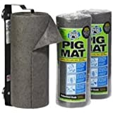 New Pig 57703 Universal Mat Plus Dispenser Combo Pack