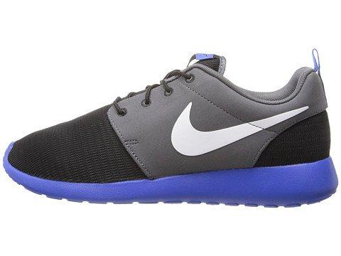 Nike Roshe Run Men Black Cobalt Blue 11.5 cheap cost buy cheap discount ogrFpG0lIB