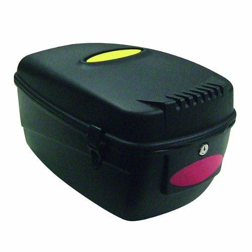 Point 05106601 - Cofre para portaequipajes (incluye herramientas de montaje), color negro