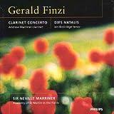 Finzi: Clarinet Concerto / Dies Natalis