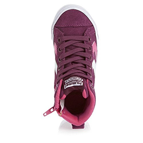 Hummel Fashion Unisex Hummel Sneakers Bordeaux